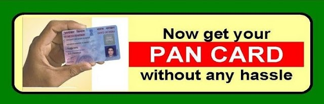 GET PAN CARD IN 3 DAYS from Fastest Pan Service in Jammu and Kashmir