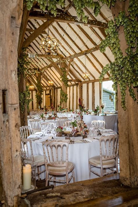 Weddings That Get A Great Reception   Winters Barns