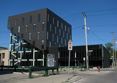 New WRHA Building