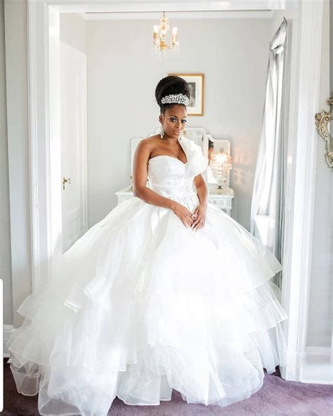 Brides By Nona Bridal Dress Designer Atlanta ~ Afro