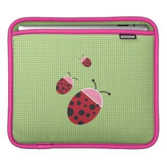 Lady Bug iPad Sleeve rickshaw_sleeve