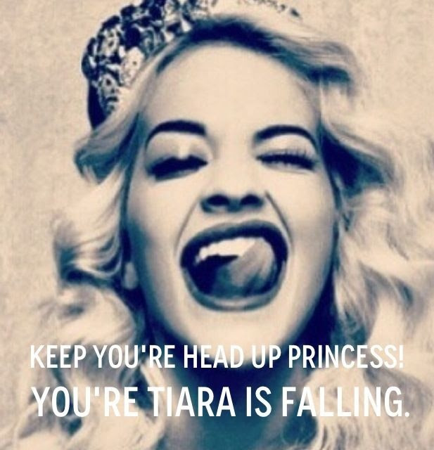 Keep Your Head Up Princess Quote Quote Number 602143 Picture Quotes