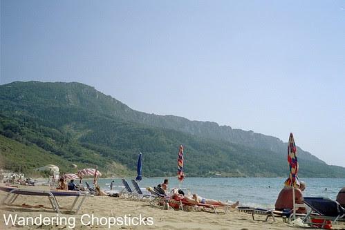 Agios Georgios, Corfu Town, and Vidos Island, Corfu  - Greece 2
