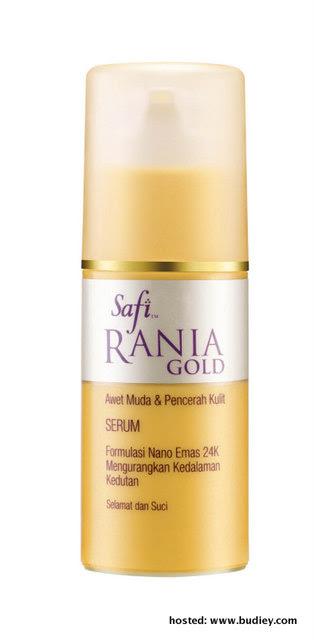 Serum SAFI Rania Gold-1
