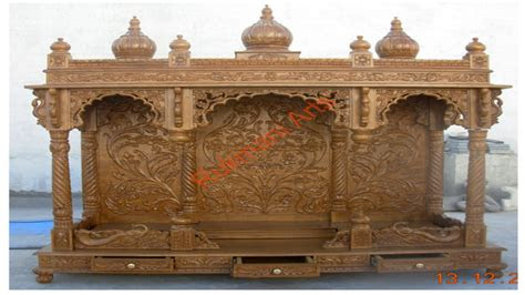 designs temple indian conncrit home temple design wooden