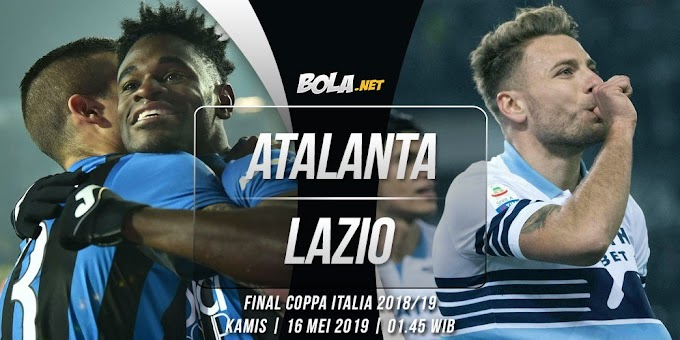 Prediksi Atalanta vs Lazio 16 Mei 2019
