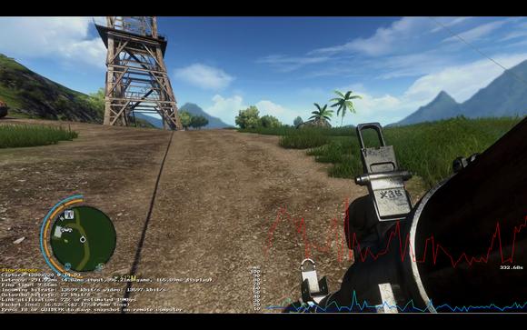 vapor em casa streaming de Far Cry 3
