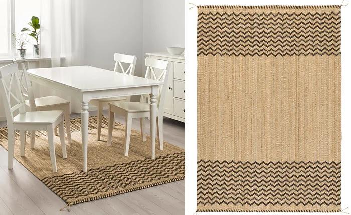 Las mejores alfombras baratas Ikea para decorar tu salón o ...