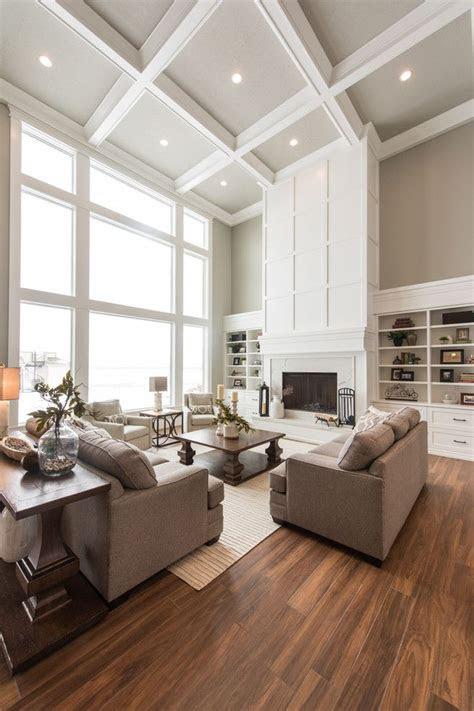 wood flooring ideas  living room sofa pillows fireplace