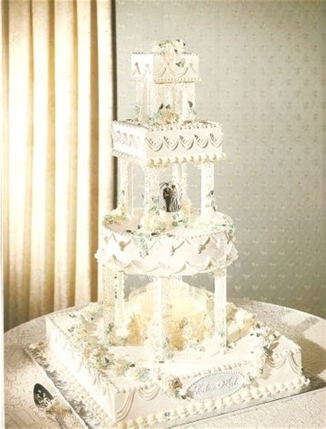 Wedding Cakes: Wilton Wedding Cake Ideas