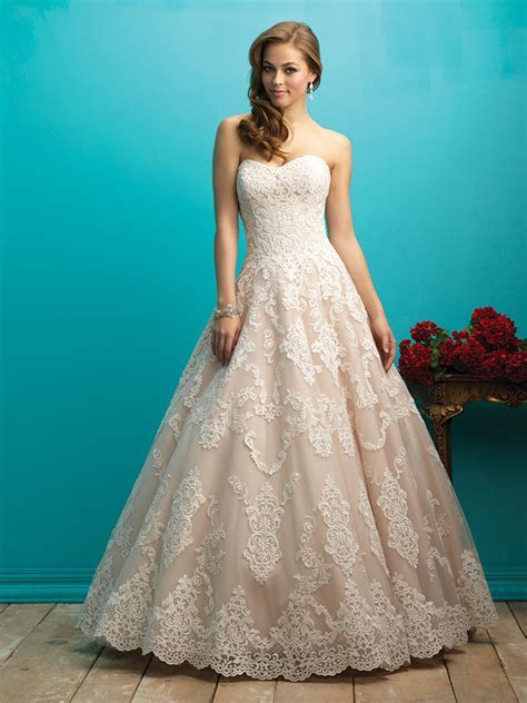 Allure Bridals Dress 9268   Terry Costa