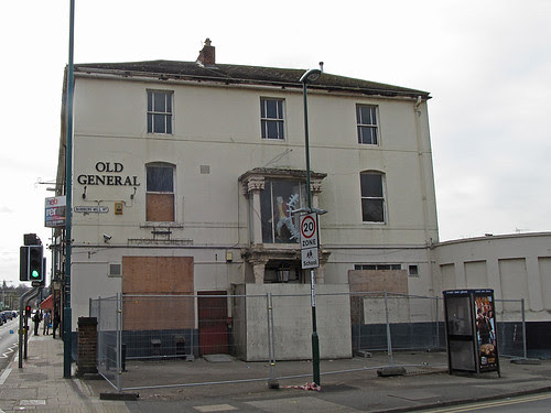The Old General, Hyson Green
