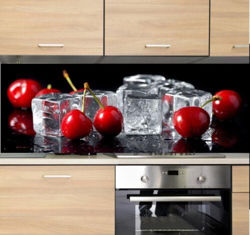 Komplett Kuchen Ausstattung Spritzschutz Sp315 Kirsche Kuchenruckwand Fliesenspiegel Acrylglas Nach Mass Mobel Wohnen Hsdsonline Com