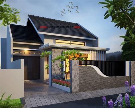 desain rumah tingkat ukuran 9x15 meter | desain rumah