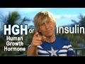 HGH Human Growth Hormone vs Insulin