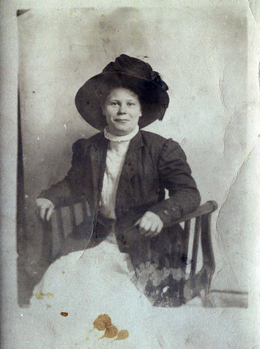 Anna Smith -  Henry Smith's Mother