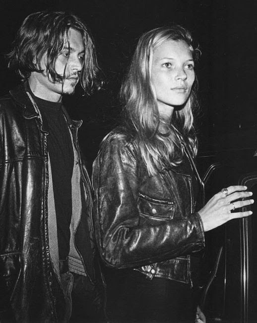 LE FASHION BLOG KATE MOSS JOHNNY DEPP LEATHER JACKETS 1 90S RINGS BW photo 2dee1889-22b6-4a12-83e2-d1ceef53b8d7.jpg