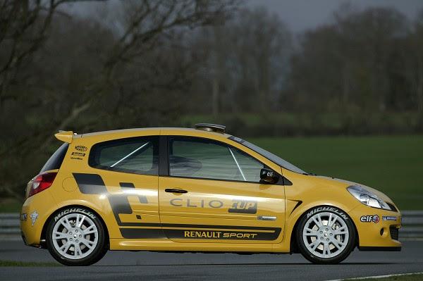 Renault Sport Clio Cup Renault Photo 32567294 Fanpop