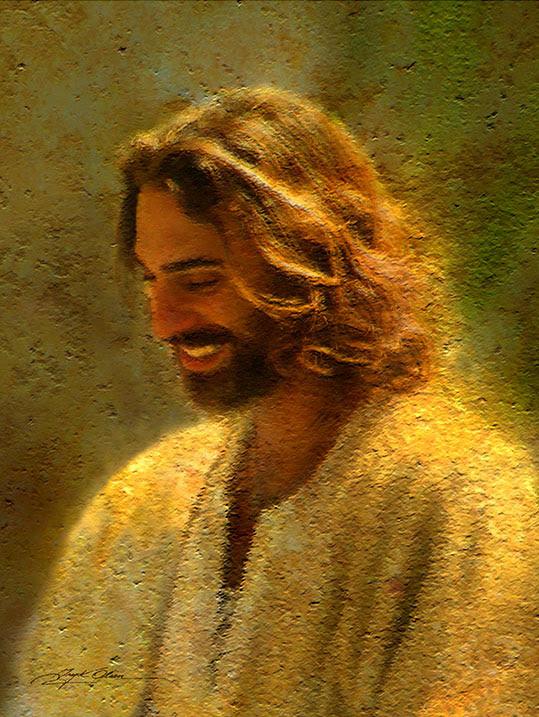 picture jesus christ greg olson joy lord
