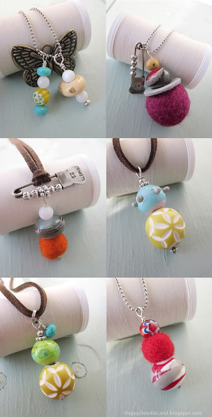 Necklaces for Friends