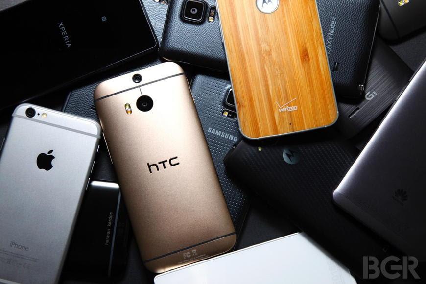 Melhores smartphones custo benefício