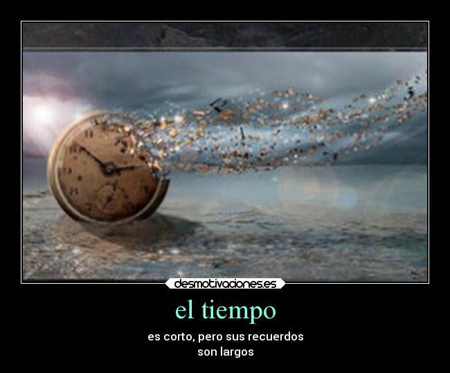 El Tiempo Desmotivaciones