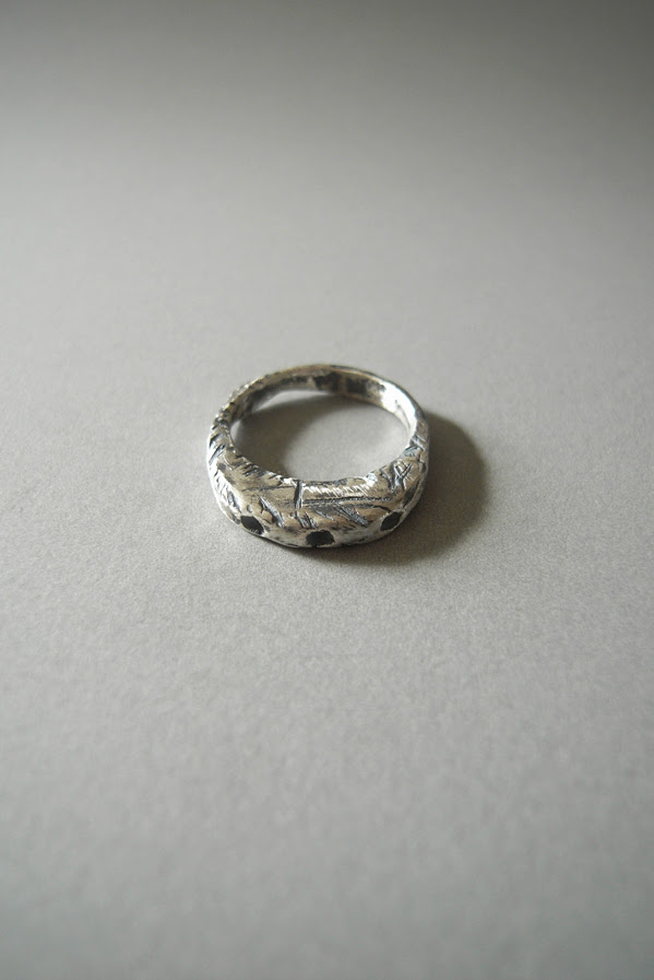 Meloni Mitchell - 3 Missing Stones Ring