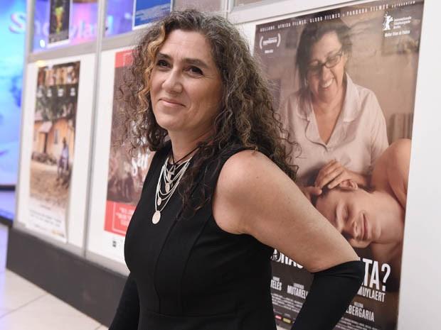 A diretora Anna Muylaert (Foto: Divulgação/Casé Assessoria)