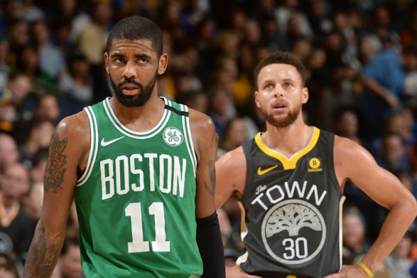 8d161eb02b0 The Warriors still believe the Celtics are their biggest threat out East —  and Kyrie Irving is the No. 1.