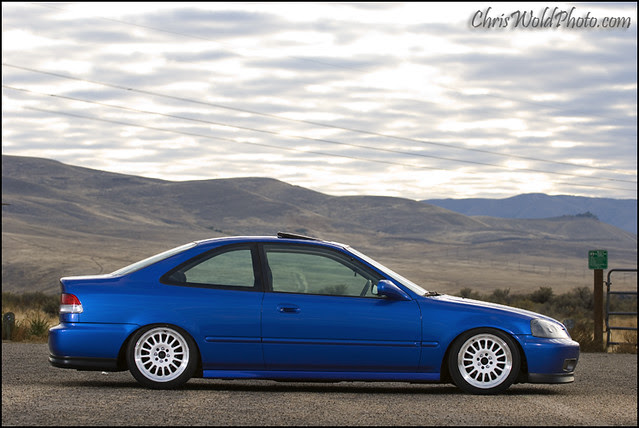 Brandon's Civic Si