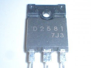 Transistor 2SD2581