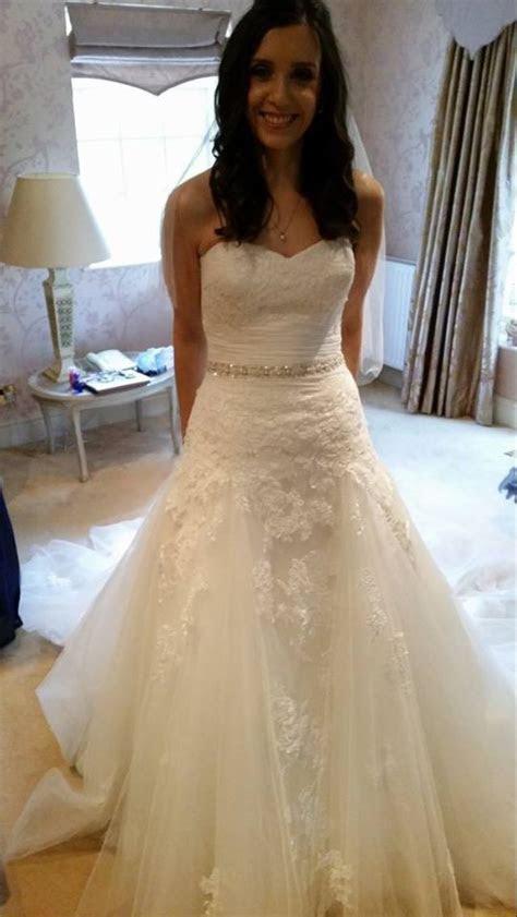 My wedding dress   dabra d by enzoani blue   Things I love