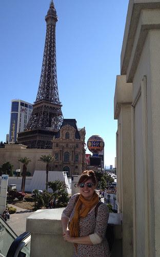 In Vegas or Paris?