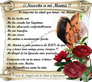 Imagenes De Feliz Dia De La Madre Para Facebook Descargar Imagenes