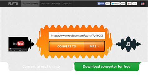 top  flv  mp converter