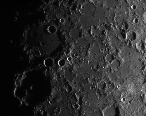 Apollo 16 landing site. by Mick Hyde