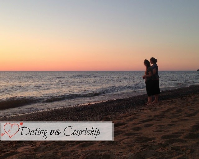 dating vs courtship part 1