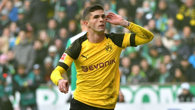 Christian Pulisic: The Perfect Replacement for Eden Hazard
