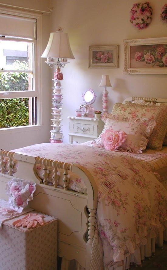 20 Shabby-Chic Style Kids Room Design Ideas - Decoration Love