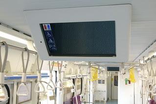 EMU800-車內電視
