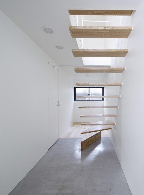 Design Rumah Minimalis Modern Ala Lahan Super Sempit ...