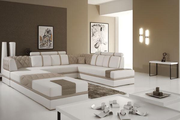 Moderne Dekoration Wohnzimmer Westtech