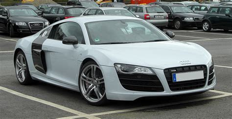 File:Audi R8 V10 ? Frontansicht, 13. März 2011, Wuppertal   Wikimedia Commons