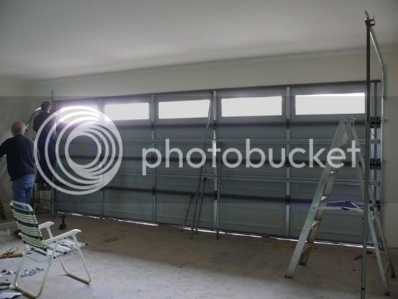 Kareen Hills Our Owner Build New Garage Door Solar Hws