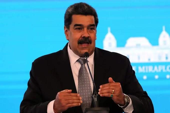 MADURO ALERTA DE UN POSIBLE PLAN DE COLOMBIA PARA INFECTAR DE COVID A VENEZUELA