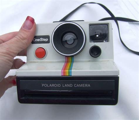 Vintage #Polaroid One Step Land Camera CHEAP NO RESERVE #