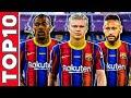 10 játékos, aki JOBBÁ tehetné az újjáépülő Barcelonát!