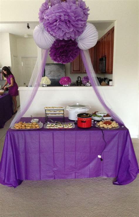 25  best ideas about Purple Party Decorations on Pinterest