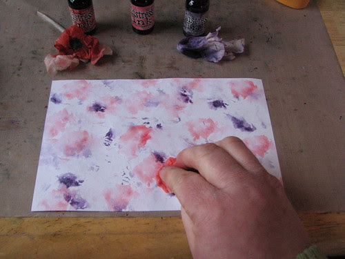 Watercolor Paper Towels 010