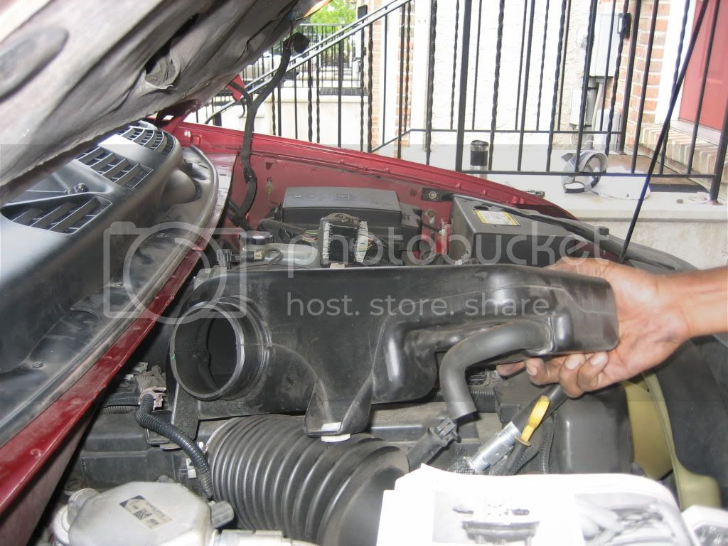 How To Change Spark Plug Wires On 2004 Chevy Trailblazer